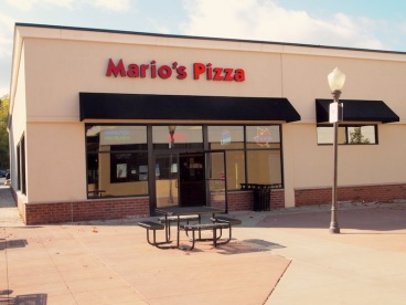 Check out our contact page for the exact location to visit the best pizzeria, Mario's!